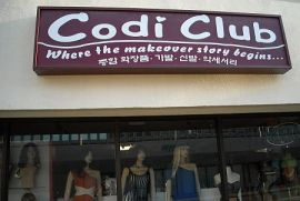 Who needs Louis Vuittion when you have the Codi Club.