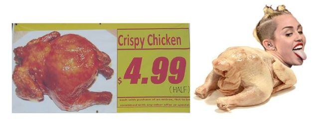 Remarkably cheap. The chicken is inexpensive too.