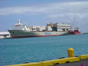 Matson Ship