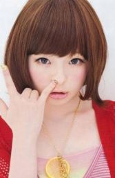 To be successful, Kyary, you have to dig deep.