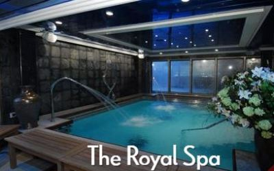 One wonders if any Royals have actually used the spa? If so, please pass the Royal Loofah while I exfoliate.