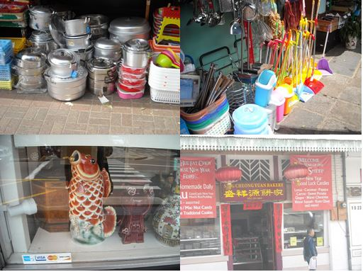 Made in China is not a bad phrase in Chinatown although today the Vietnamese outnumber the Chinese in the neighborhood.