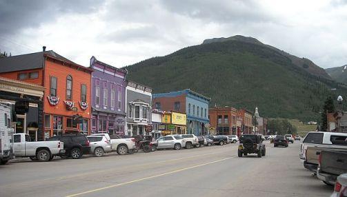 Silverton Main St