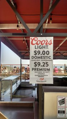 Coors price