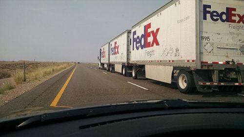Fedex triple