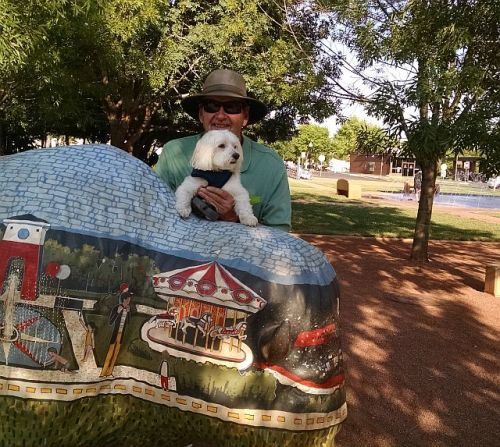 Max with St George Bison.jpg