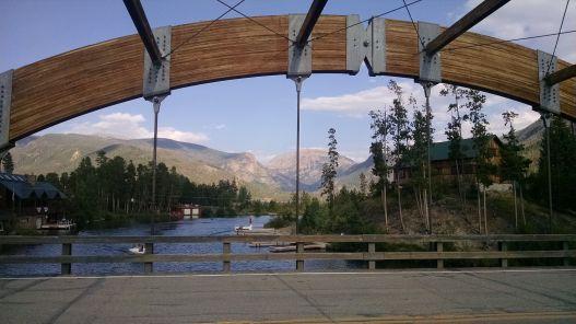 Bridge at Grand Lake