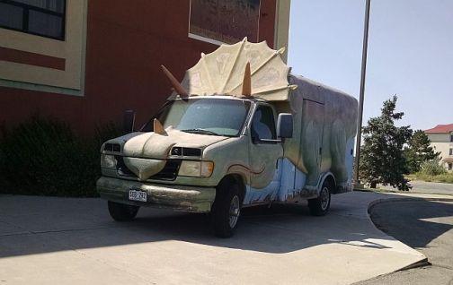 Dino bus
