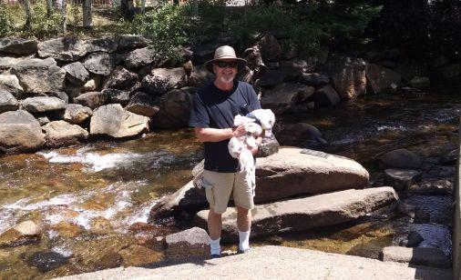Max in creek