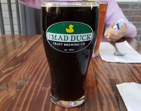 Mad Duck Beer