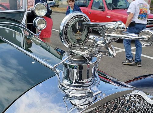 Packard Hood Ornatment